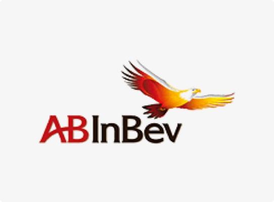 ab inbev client logo