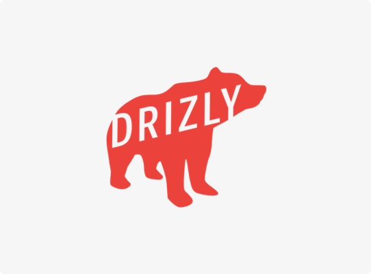 drizzly client logo beverage liquor delivery