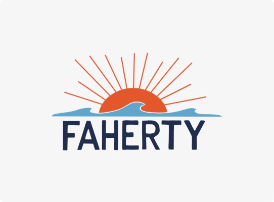 faherty brand client logo